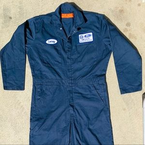 Vintage GM coveralls, size 42 red kap brand